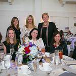 (Back) Angela Syrett, Mary Beth Lichtneger, Dori Geier, (Front) Lorraine Stein, Melissa Teitelbaum, Laure McCabe, Shari Rock, Cynthia Rund