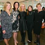 Mary Beth Lichtneger, Amy McGorry, Ann Liguori, Janis Grim, Dori Geier