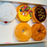 Donut Sampler by Peter Anton