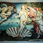 The Birth of Venus by Larry Rivers
