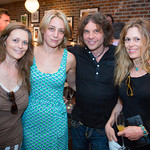 Kathy Green, Liz Ekeblad, Bobby Golden, Anna Dillingham
