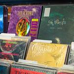 Records at John Varvatos East Hampton Boutique