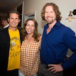 Mark Seidenfeld, Wendy Jacobson, Tommy Hill