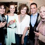Kristen Serafino, Courtney Fitt, Ann Clarke, Matt Carroll, Mohna Hoppe