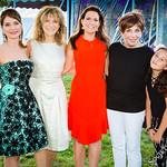 Jean Shafiroff, Julie Ratner, Jennifer Finkelstein, Emily Levin, Natasha Levin