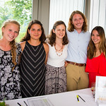 Food Pantry Farm's Interns