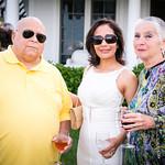 Sol Katz, Celia Cunningham, Paulette Katz