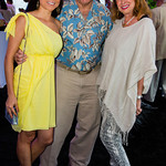 Amy Ma, Andy Sabin, Joan Jedell