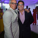 Chef Geoffrey Zakarian, Dr. Howard Sobel