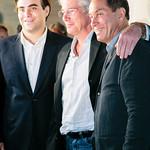 Nicholas Jareckai, Richard Gere, Stuart Suna
