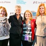 Shellie Caplan, Anita Storr, Dorothy Keville, Lori Martini