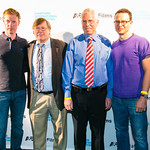 Charles De'Ath, Mark Schmidt, Randy Williams, Shane Taylor