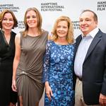 Stephanie Aldworth, Julie Fareri, Brenda Fareri, John Fareri