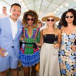 Jim Shi, Danielle Prescod, Jamie Hunter, Bianca Maxwell