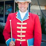 Ringmaster Alan Keeley