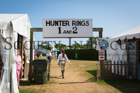 Hunter Rings Entrance