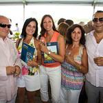 David Ghatanfard, Rosey Kalayjian, Carol Kalayjian, Nancy Caputo, Johnathan Caputo