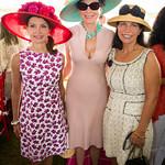 Jean Shafiroff, Diana Taylor, Sharon Kerr