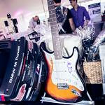 Tom Petty Signed Fender Guitar
