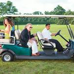 Golf Cart Arrivals