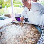 Chef Lolo Manso of Socarrat Restaurantes