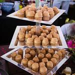 CurlyCakes Banana Butterscotch Cupcakes
