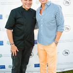 Chef Todd English, Chris Wragge