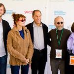 David Nugent, Susan Sarandon, Stuart Match Suna, Bob Balaban, Karen Arikian
