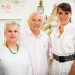 Susan Allicino, Richard DePierro, Nada Marjanovich