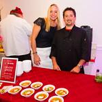Kimberly Mitchell, Chef Robert Janesh - Creative Appetite