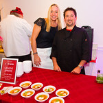 Kimberly Mitchell, Chef Robert Janesh - Creative Appetite