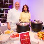 Chef Keith Davis, Anne Davis - Golden Pear