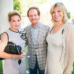 Amy Kane, George Kane, Judy Gilbert
