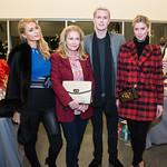 Paris Hilton, Kathy Hilton, Barron Hilton, Nicky Hilton Rothschild