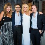 Lynn Levy, Benny Tabatabai, Karen Mastrandrea, Marco Tatarella