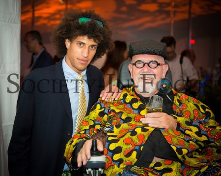 Tripoli Patterson, Chuck Close