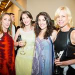 Robin Seegal, Hallie Seegal, Sarah Seegal, Liz Gerring