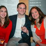 Hanna Levy, Jeff Green, Nancy Hardy