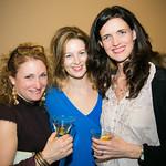 Janice Bronstein, Rebecca Strong, Diana Kolhoff