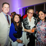John Brady, Paty Prady, Marcy Braun, Elva Guerra