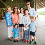 Suzanne Schumann, Elizabeth Pepperman, Rick Pepperman and Family