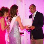 Julie Ratner, Miss USA Erin Brady, Dr. Harold Freeman