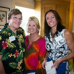 Diane Knappe, Lynn Daly, Liz Constantopoulos