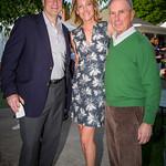 John Wambold, Melanie Wambold, Mayor Michael Bloomberg