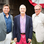 Mayor Mark Epley, Doug Halsey, Tom Edmonds