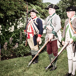 Southampton Historical Museum Color Guard