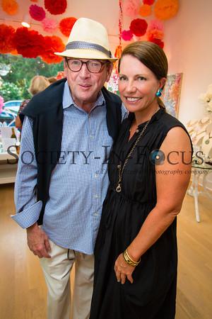 Ed Callaghan and Sharon Kerr