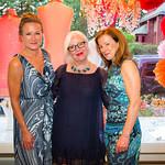 Kim Dryer, Cheryl Dovenberg, Linda Renk