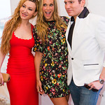 Devorah Rose, Molly Sims, Matthew Berritt