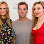 Molly Sims, Justin Mitchell, Devorah Rose